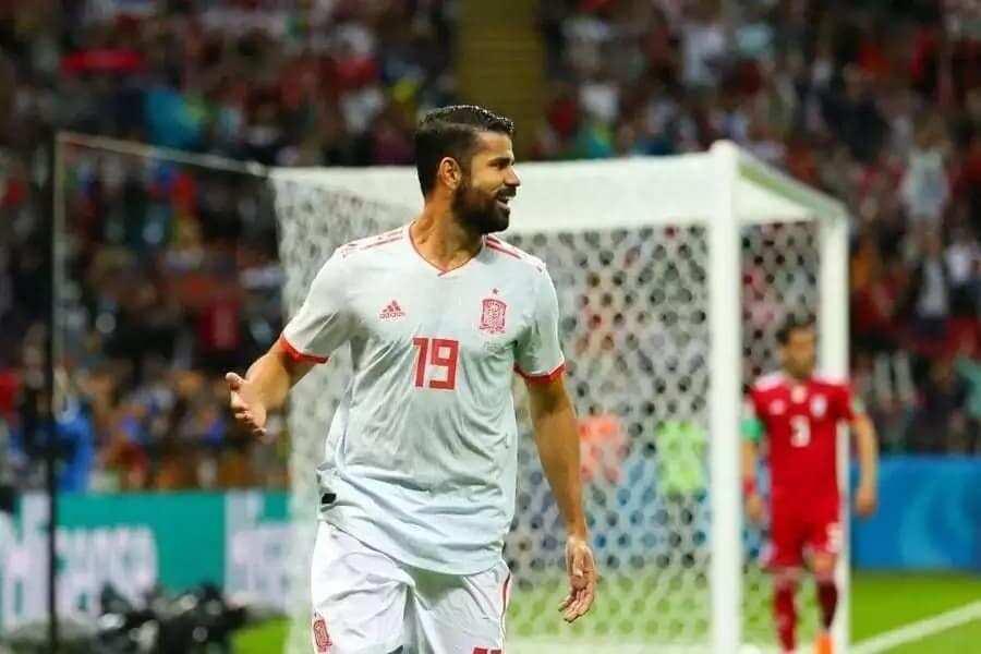 Spain defeat Iran