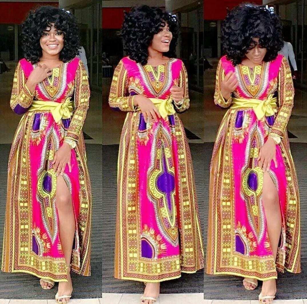 Trendy African dashiki 2018 - dresses, shirts, skirts, and hoodies