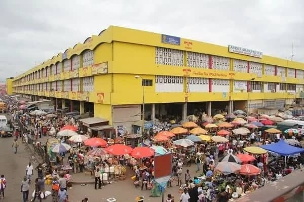 The most disorganized and noisiest places in Accra where life is becoming unbearable