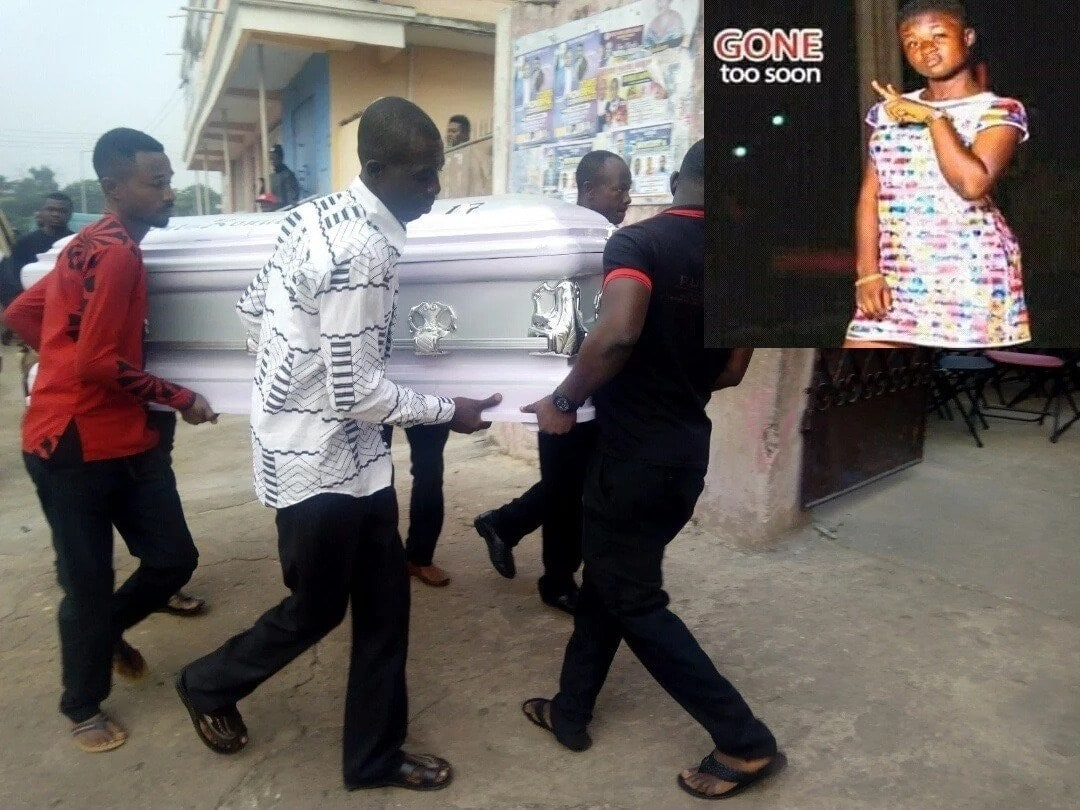 Photos from funeral of 17 year old former KUMACA student