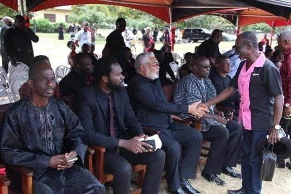Jewel Ackah laid to rest