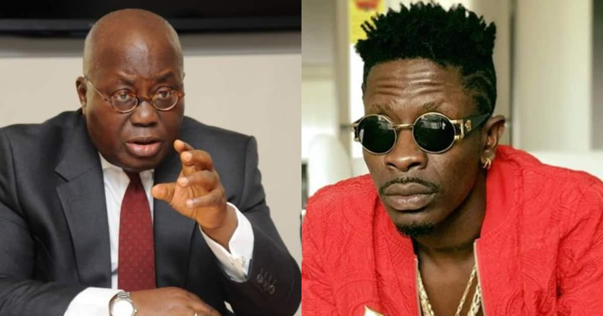 Shatta Wale jabs Akufo-Addo again; explains why Free SHS is not helping