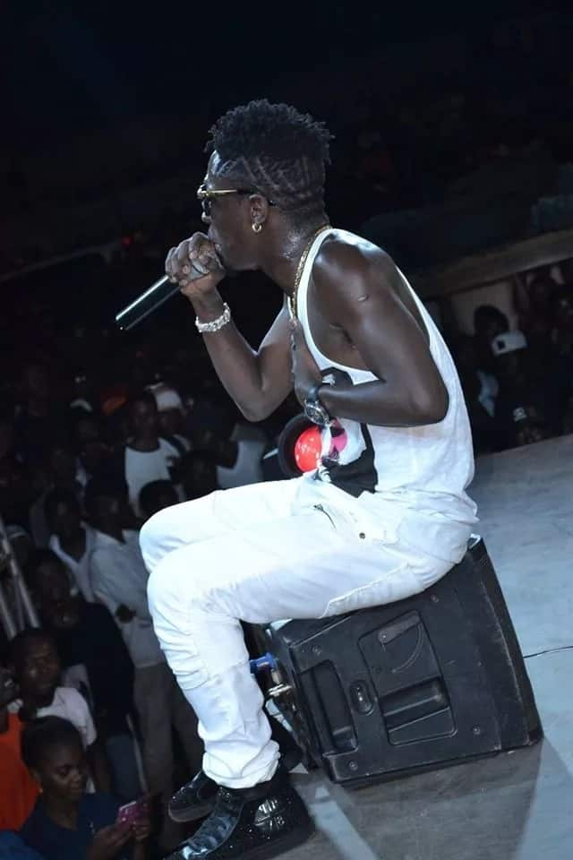 Shatta Wale pops up in global top 10 Dancehall artistes in 2018
