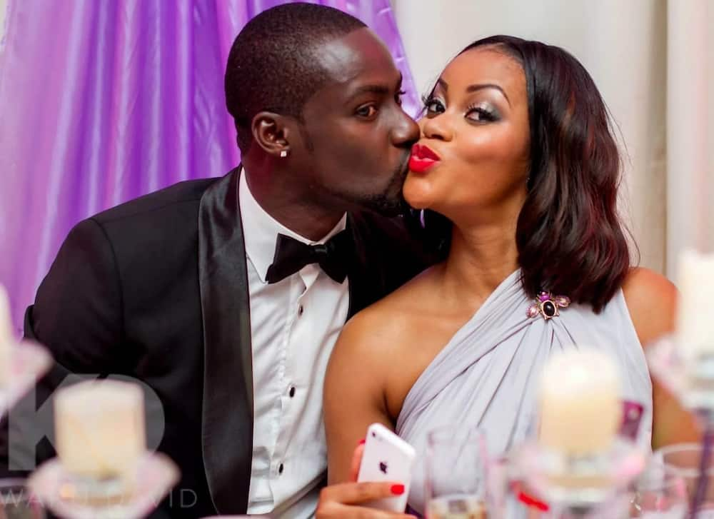 Chris Attoh finally opens up; confirms divorce from Damilolo Adegbite
