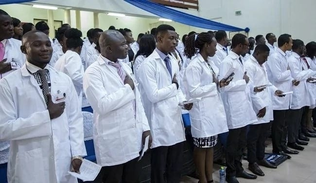 135 Ghanaian Doctors to Separate Twins Joined at the head in Expensive Surgery
