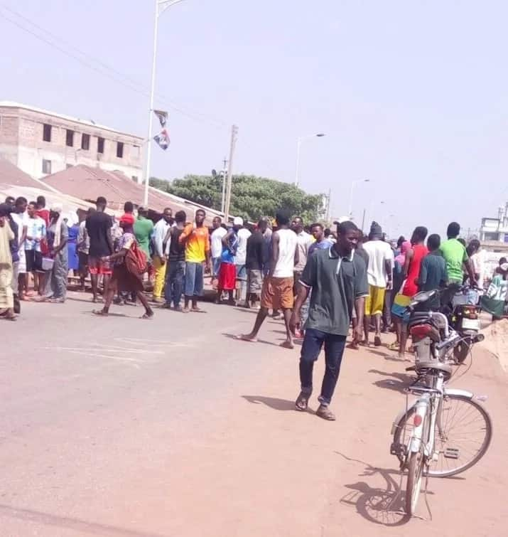 Ejura Shooting: Survivor Loses one leg After Amputation at KATH; Others Undergo Surgery