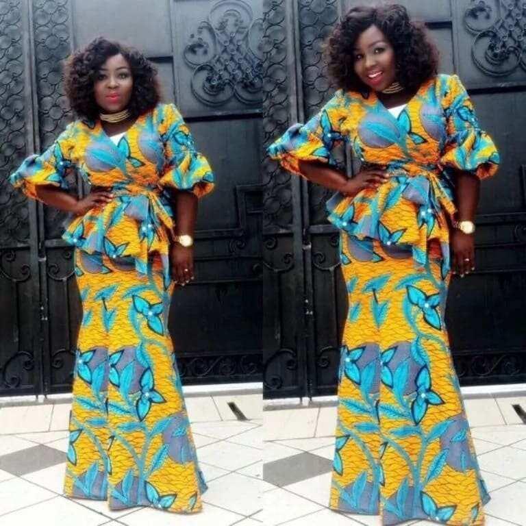 new kaba styles in ghana