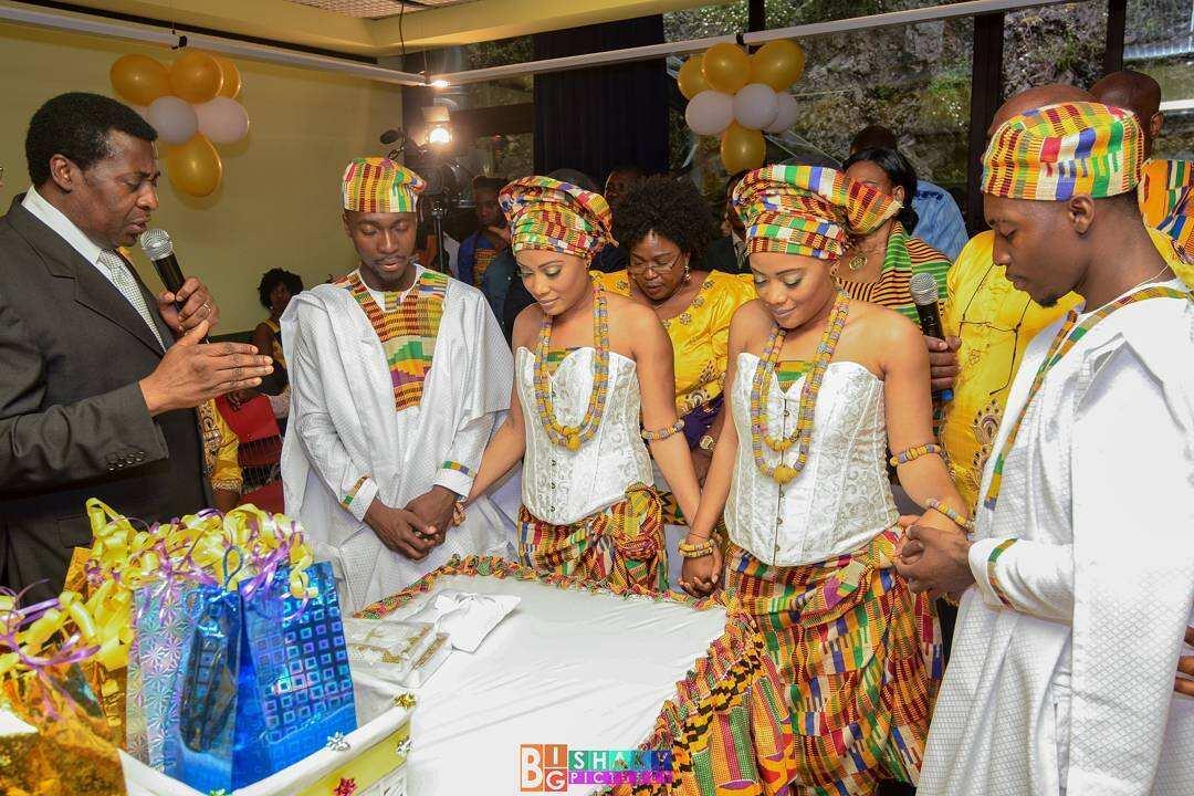 wedding checklist knocking ceremony in ghana akan marriage list