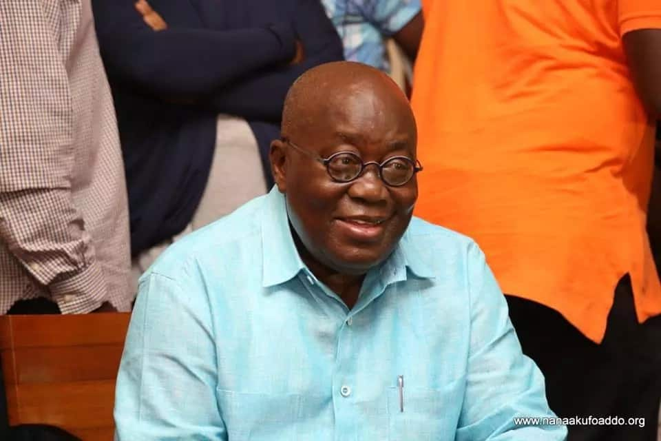Akufo-Addo on a week-long vacation Iin UK