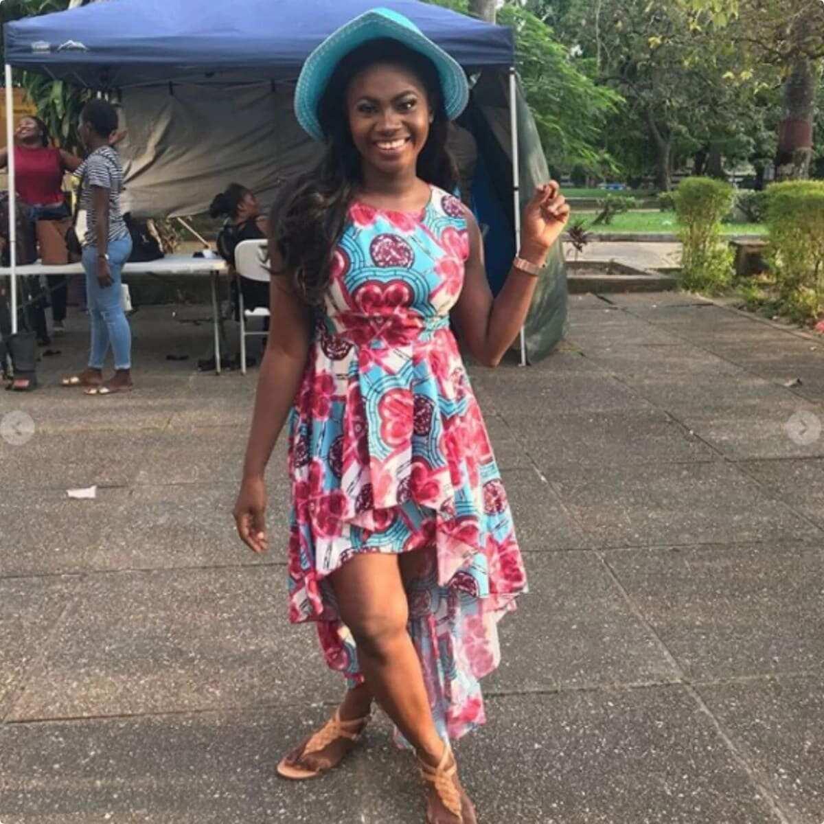 Actress Martha Ankomah dazzles in awesome photos