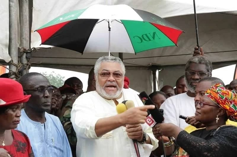 "Rawlings summons Asiedu Nketia, others over NDC election ""malpractices"""