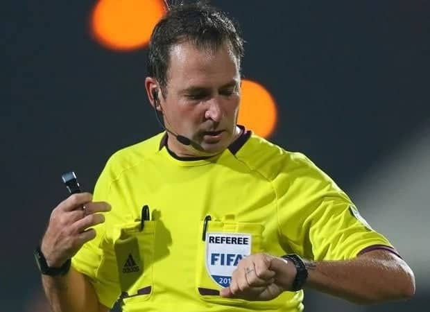 Ghanaian social media users 'attack' South African referee over 'unbelievable' call to disallow Ghana's last-minute goal