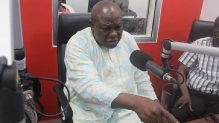 Wontumi is 'vibrantly in-charge' of galamsey and the NPP knows it- Alhaji Bature