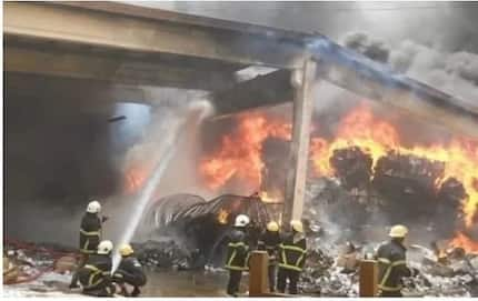 Former NDC officials masterminded Central Medical Stores fire?