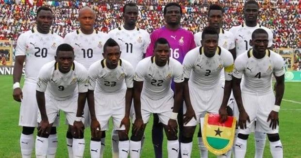 Black Stars captain, Asamoah Gyan is convinced his absence helped the team win the Congo match