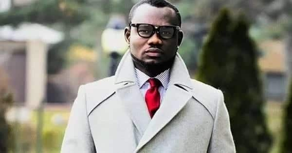 Prince David Osei finally reveals why he left the choir in his church