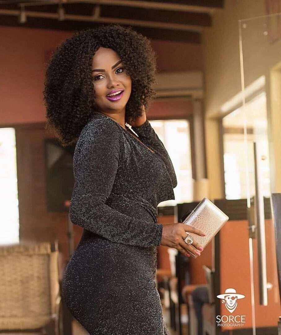 Wild and trending photos of actress Nana Ama McBrown