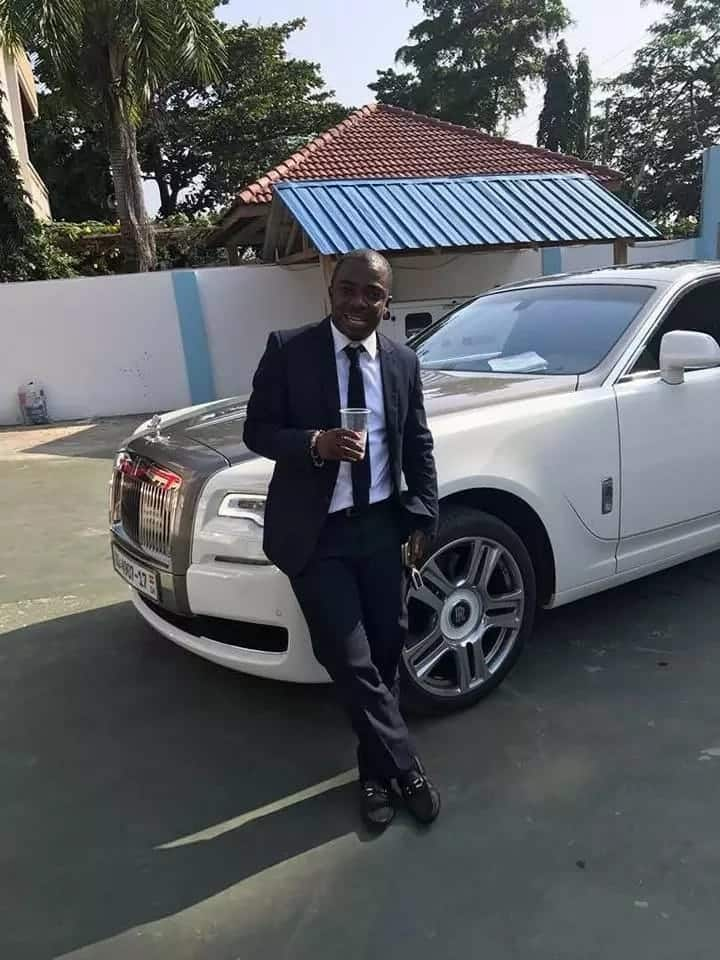 Zylofon Media swimming in classy cars with these Rolls Royce