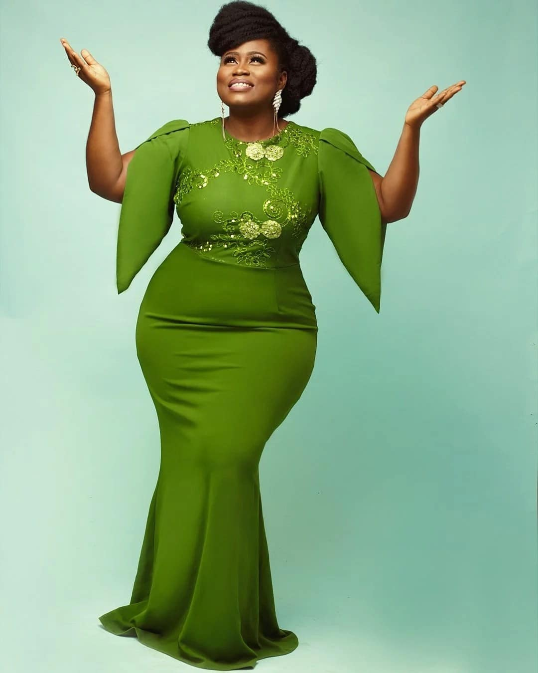 It's a new birth green for Lydia Forson as she turns 333