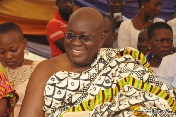 Photos that prove Akufo-Addo suffered to be president