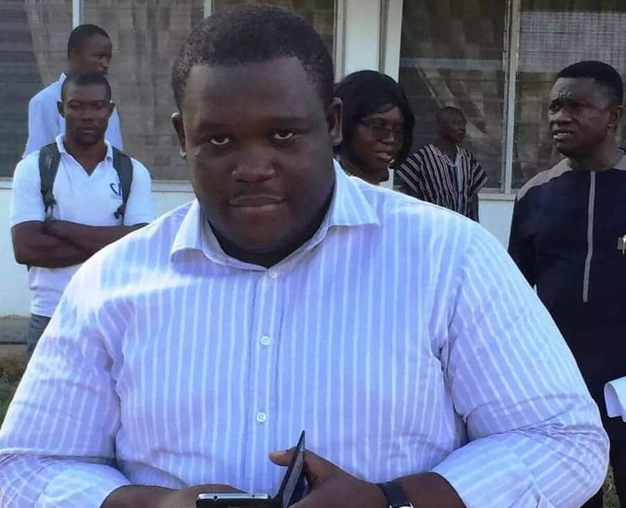 Sam George accused of using thugs to disrupt Ningo Homowo