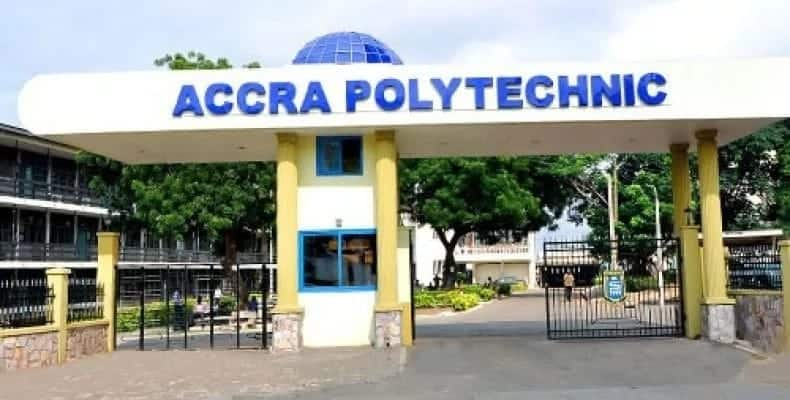 Accra polytechnic admission requirements