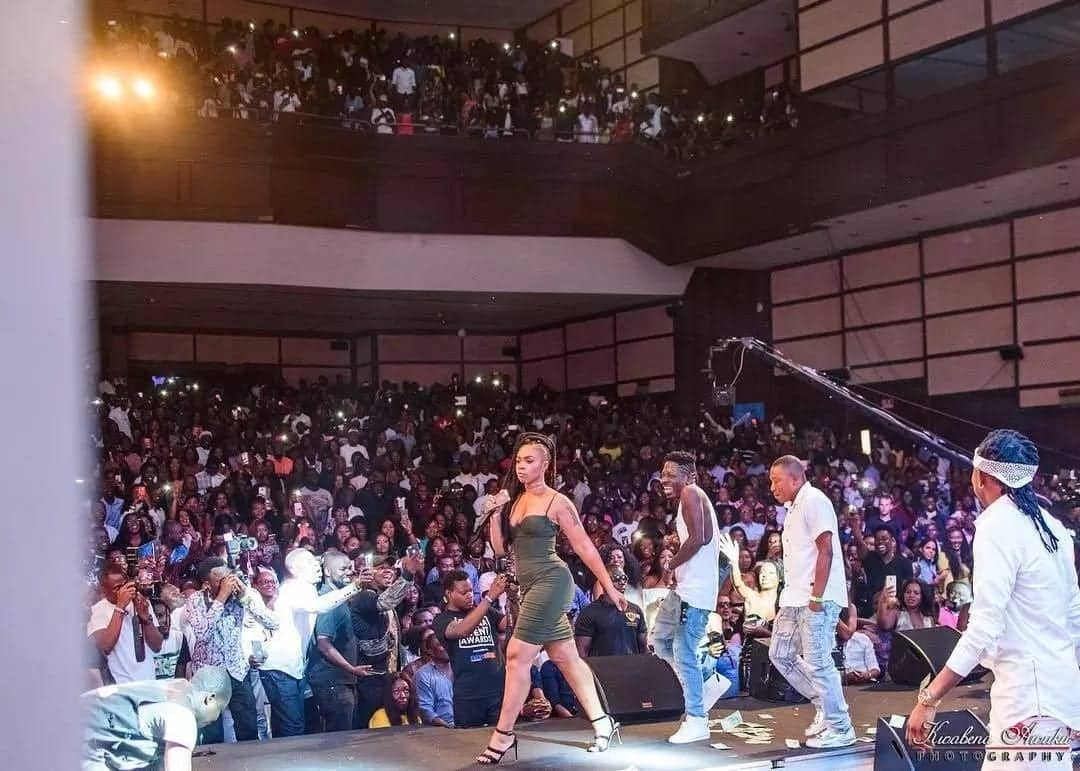 Photos of Shatta Michy that Shatta Wale won't forget easily