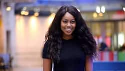 """""""Show that bossom"""" - Fan says as Yvonne Nelson puts her chest on display for the first time in new video"""