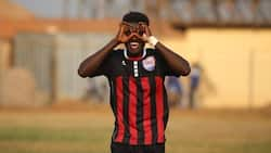 Hashmin Musah: Ghanaian defender charged with match-fixing after scoring two own goals