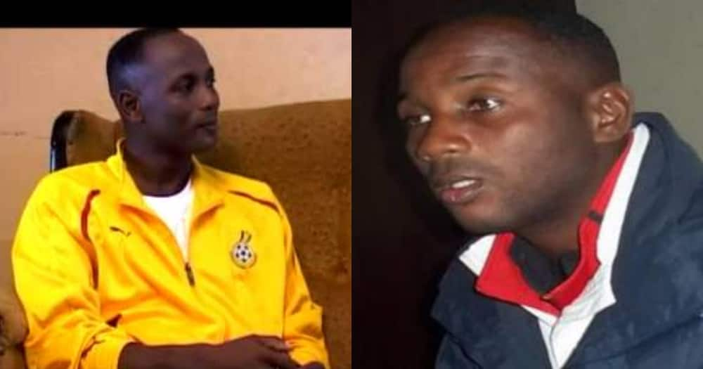 Ali Jarrah tells story of how he was signed for GHc15 by Hearts of Oak