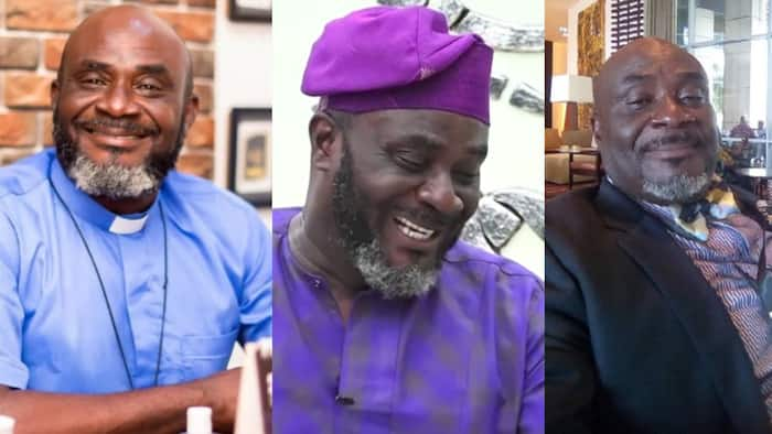 Nii Saka Brown: I was sacked from a job interview just because I played the role of a thief