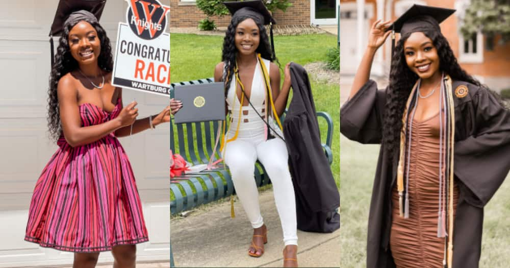 Rachel Ndamona: Lady Maths 'shark' graduates with degree in Actuarial Science and Mathematics