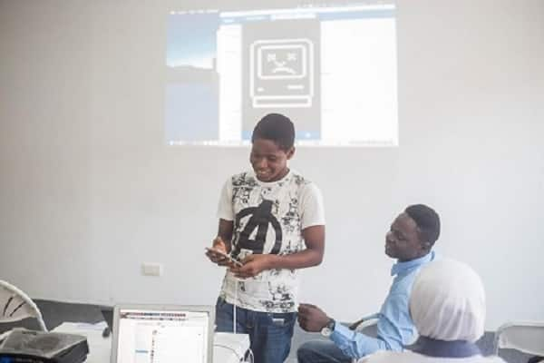Meet the 12-year-old Ghanaian mobile game developer who is making the headlines