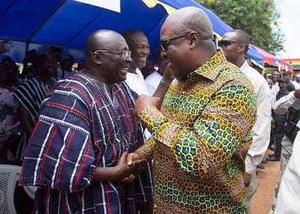 Ken Agyapong sends an emotional request for Bawumia and JM to come together