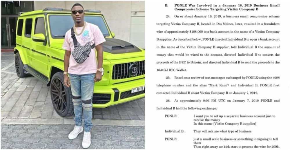 How Hushpuppi's bestie Woodberry chats up FBI agent unknowingly (screenshots)