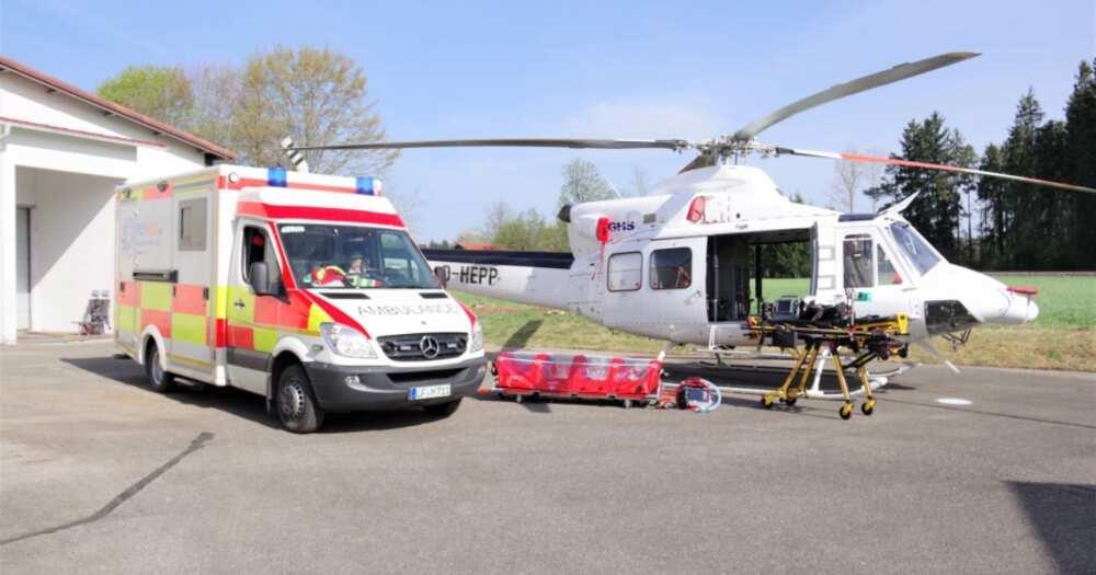 We need 5 air ambulances to visit remote areas – Ghana Ambulance Service