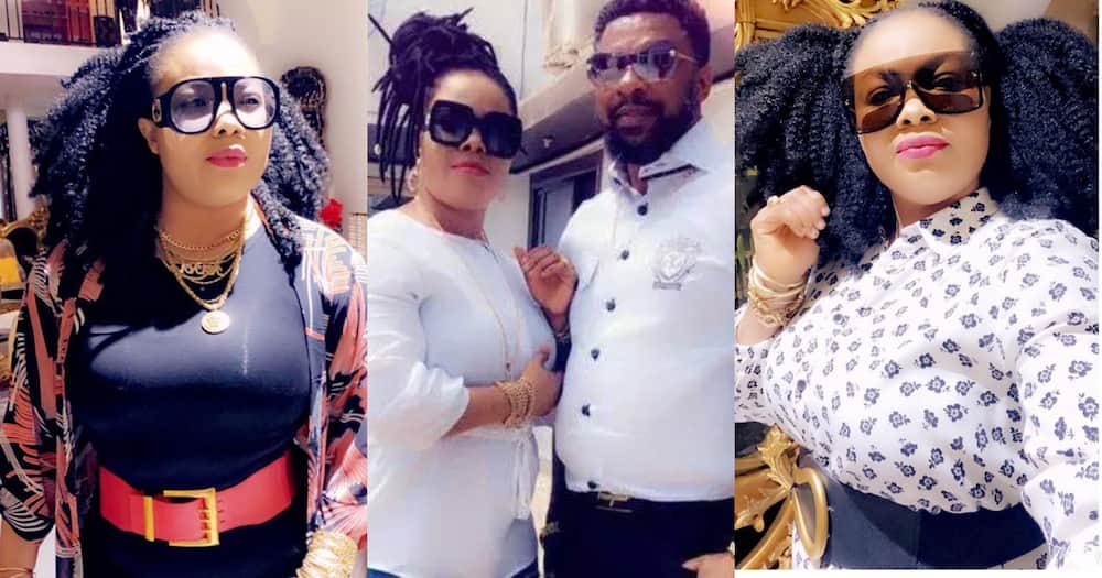 I've been waiting for this for 5 years - Agradaa's husband speaks following wife's repentance