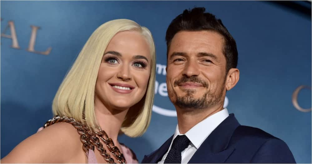 Orlando Bloom Proud of Katy Perry for Biden Inauguration Performance