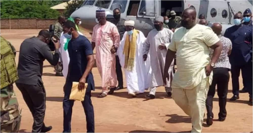 Ejura protest: Bawumia, Chief Imam lead delegation to mourn with victims' families