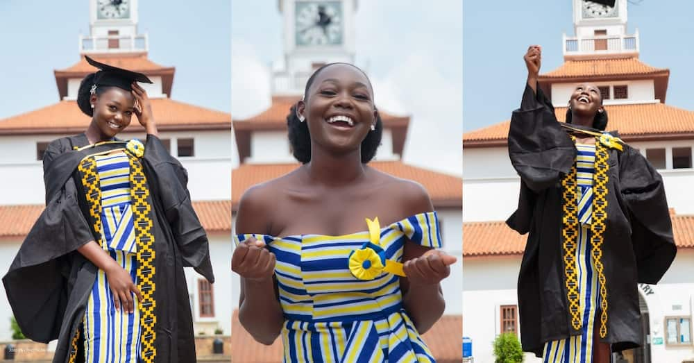 Rosemary A: Girl from small village in Upper East bags first class at University of Ghana