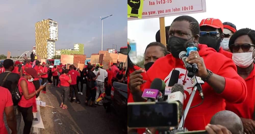 You are fighting injustice with violence; Ghanaians react to Sam George's 'Military' threat