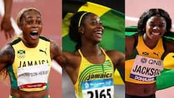 Tokyo 2020: Jamaican female runners take gold, silver and bronze, Elaine Thompson-Herah breaks record