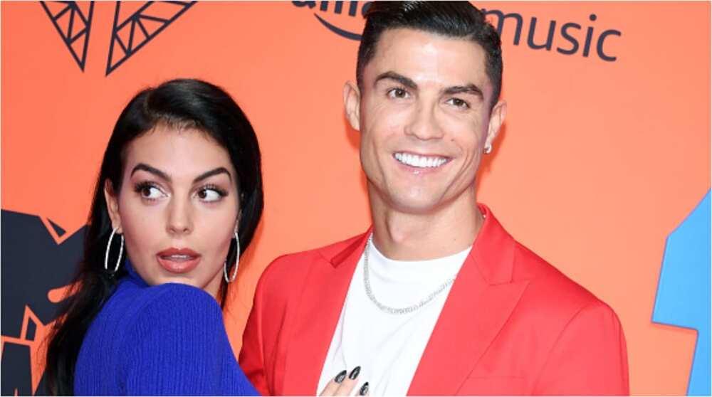Georgina Rodriguez: Ronaldo's girlfriend moved from £250-a-week shop girl to model mum