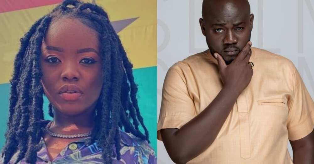 DJ Slim calls Gyakie 'lazy' and 'One way'... Ghanaians blast him