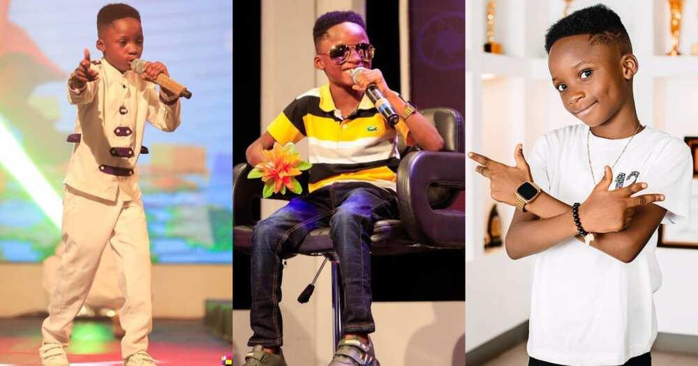 Akwadaa Nyame: 8-year-old wins TV3 Talented Kidz Season 12