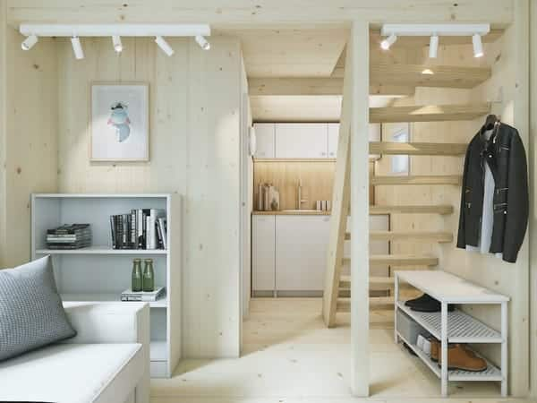 The KSh 2.4 million folding house that can be delivered in a box