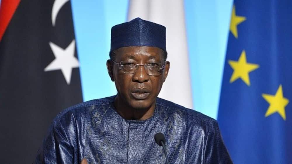 Idriss Deby: Chad's President is Dead, Army Announces, Reveals Cause of His Death