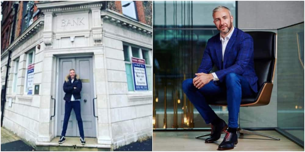 Adam Deering: 39-year-old businessman buys bank that refused him loan of £10,000