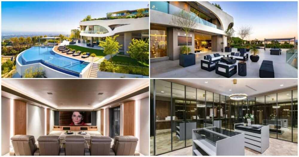 Travis Scott buys Brentwood mansion worth over N9 billion