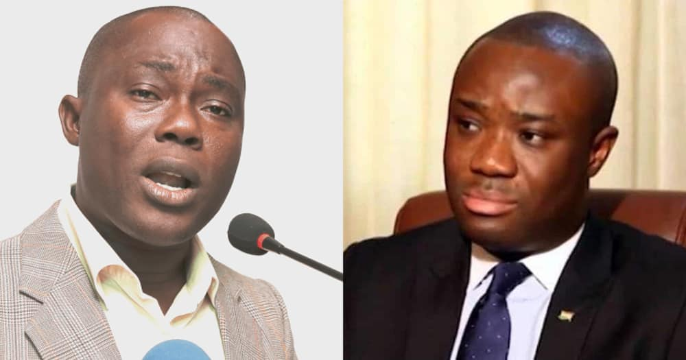 Felix Kwakye Ofosu: Old post of NDC man blasting Prof Gyampo over #sexforgrades pops up after he was caught in a woman's room